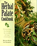 img - for The Herbal Palate Cookbook book / textbook / text book