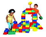 Edushape Edublocks Lightweight Flexible Building Blocks Construction Toy - 26 pcs