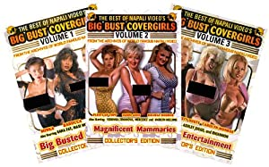 Amazon.com: The Best of Napali Video's Big Bust Covergirls