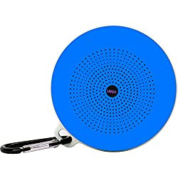 UBON Wireless Bluetooth Speaker With FM & Mini TF Card & Rechargeable Battery Support (BT-21) (Sky Blue)