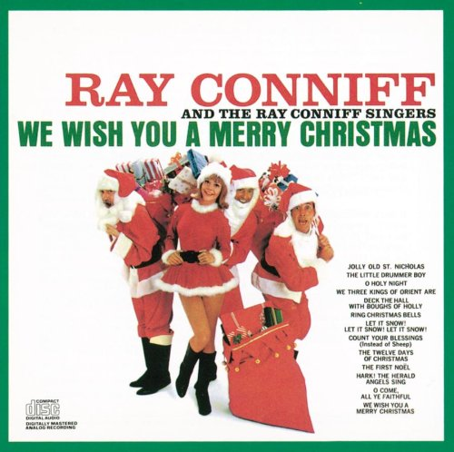 Ray Conniff - We Wish You A Merry Christmas (6 Medley songs)