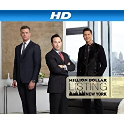 Million Dollar Listing: New York Season 1 [HD]