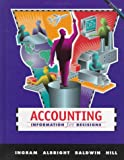 img - for Accounting: Information for Decisions book / textbook / text book