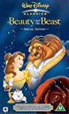 Beauty And The Beast (Special Edition)  [VHS] [1992]
