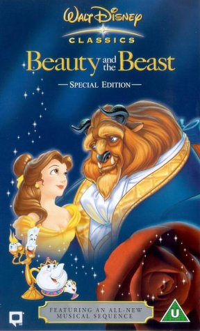 Beauty And The Beast [Disney 1992] [VHS]