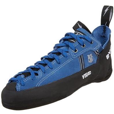 Evolv Men's Royale Climbing Shoe,Royal Blue,3.5 M US