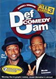 Def Comedy Jam: More All Stars - Volume 3