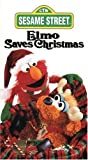 Elmo Saves Christmas [VHS]