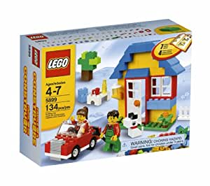 LEGO House Building Set