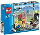 Lego 8401 Jeu de construction Lego City Collection de figurines Lego City