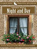 Night and Day (0786254769) by Virginia Woolf