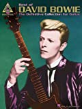 Best of David Bowie: The Definitive Collection for Guitar (0634030485) by Bowie, David