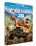 Yogi l'ours - Combo Blu-ray 3D active + Blu-ray 2D [Blu-ray]