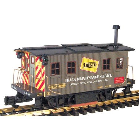 1:29 Track Cleaning Car, Aristo/MOW1:29 Track Cleaning Car, Aristo/MOW