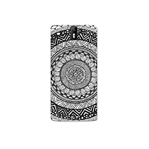 Design for OnePlus One nkt05 (29) Case by Mott2 -Circle Pattern (Limited Time Offers,Please Check the Details Below)