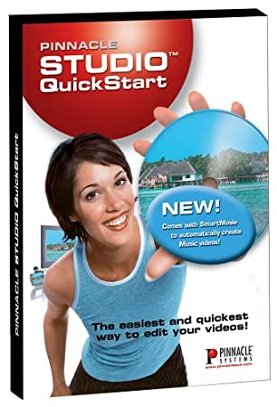Pinnacle Studio QuickStart