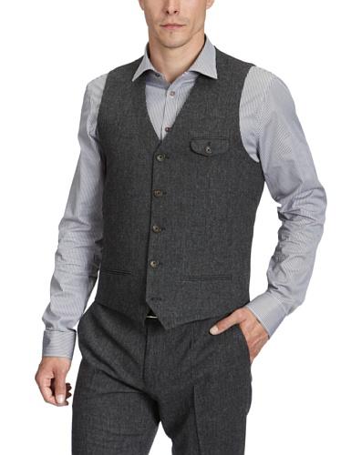 Matinique Men's D46374004 Telling P Dinner Jacket / Dress Coat Shirt Grey (M03 Med Grey Mel) 48