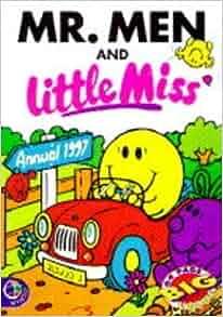 Mr men and little miss book set