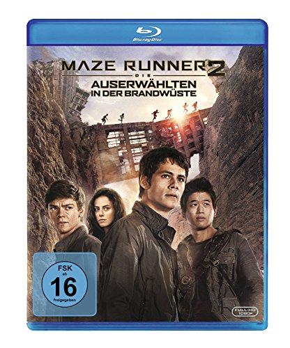 Maze Runner 2: Die Auserwählten in der Brandwüste [Blu-ray]
