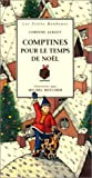 echange, troc Corinne Albaut - Comptines pour le temps de Noël
