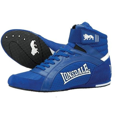 Lonsdale Boxing Swift Blue Boxing Boots Kids