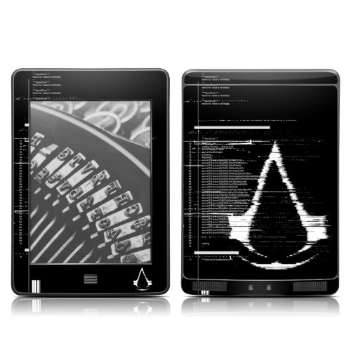 DecalGirl Kindle Touch Skin - Assassin's Creed: