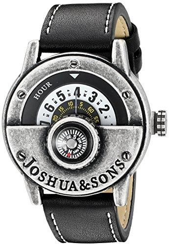 Montre bracelet - Mixte - Joshua & Sons - JX116SSB