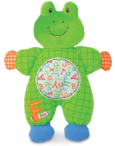 stili diversi l'atteggiamento migliore Sconto del 60% Kids Preferred Smarty Kids Comfort Cuddly Blanky F is for Frog ...