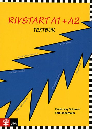Rivstart A1 & A2 Textbok (Swedish Edition)