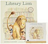 Library Lion [With Paperback Book]