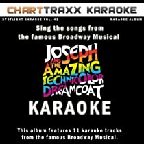 Spotlight Karaoke Vol. 41 (Joseph and the Amazing  Technicolor Dreamcoat)