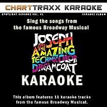 Spotlight Karaoke Vol. 41 (Joseph and the Amazing  Technicolor Dreamcoat)