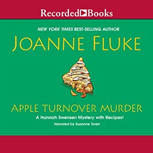 Apple Turnover Murder: A Hannah Swensen Mystery with Recipes! | [Joanne Fluke]