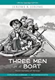 Image of Three Men in a Boat - To Say nothing of the Dog!: Complete and Unabridged with Extensive Notes