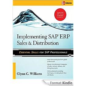 Implementing SAP ERP Sales & Distribution