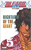 Bleach, Tome 5 : Rightarm of the Giant par Kubo