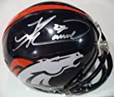 Knowshon Moreno Denver Broncos Signed Autographed Mini Helmet w/ COA at Amazon.com