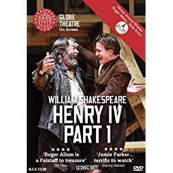 Henry IV Part 1: Shakespeare's Globe Theatre