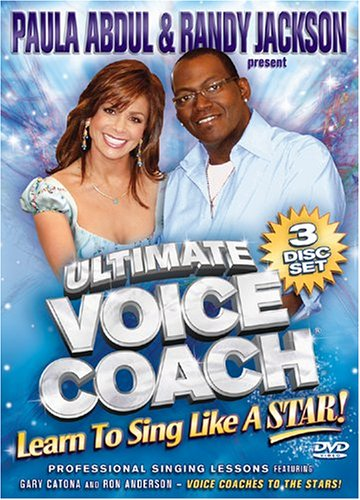 Ultimate Voice Coach [DVD] [Region 1] [US Import] [NTSC]