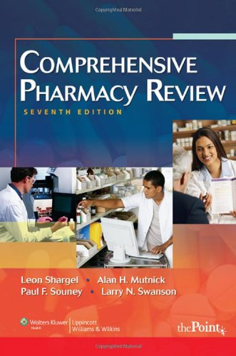 Comprehensive Pharmacy Review front-1052502
