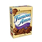 Famous Amos Cookies, Oatmeal/Raisin 2 oz. (Pack of 8)