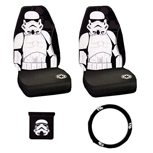 Storm Trooper Head Mask Star Wars Villain Cartoon