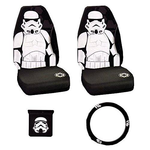 Storm Trooper Head Mask Star Wars Villain Cartoon