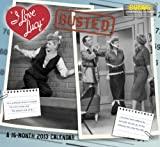 2013 I Love Lucy Wall Calendar