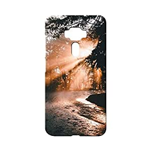 BLUEDIO Designer Printed Back case cover for Asus Zenfone 3 - G5572