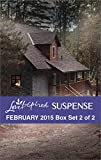 Love Inspired Suspense February 2015 - Box Set 2 of 2: Fugitive Trackdown\Plain Peril\Manhunt