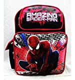 Medium Backpack - Marvel - Spiderman School Bag Boy New a01265