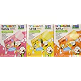 Smooze All Natural Fruit Ice Variety Pack, 17.6 Ounce Boxes (Pack of 3) (Variety)