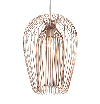 Copper wire lights uk