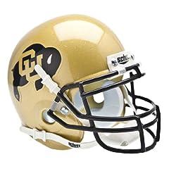 Buy NCAA Colorado Buffaloes Collectible Mini Helmet by Schutt